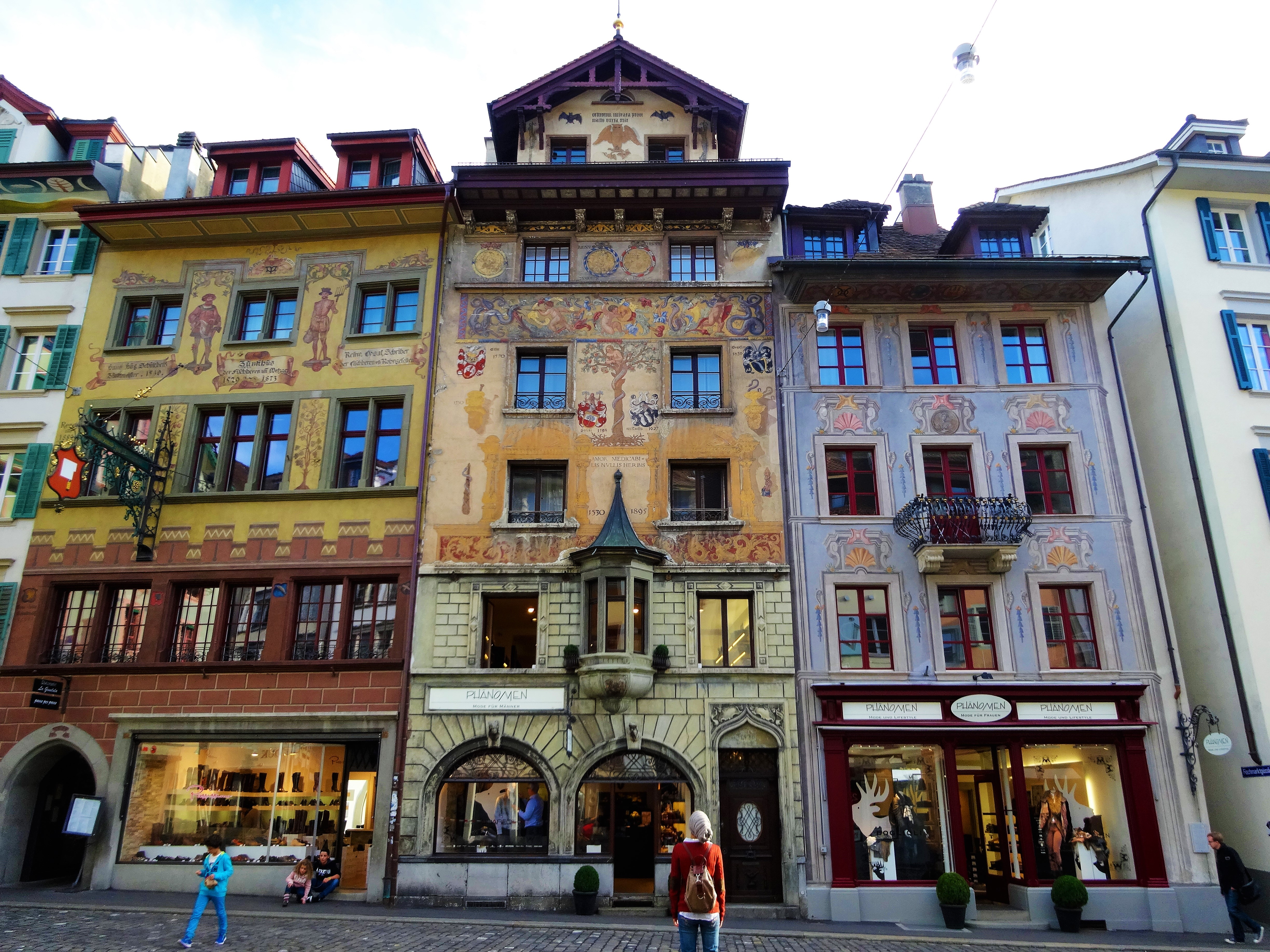 Girls Who Travel Lucerne The Most Beautiful City In