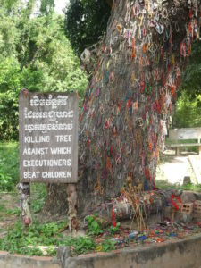Girls Who Travel | The Killing Tree at the Killing Fields
